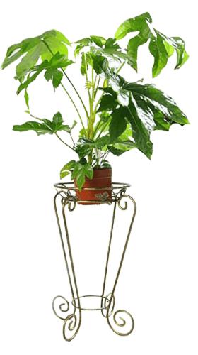 """Подставка для цветов на один вазон """"Факел A"""" большая 001/EB1/130"""