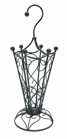 Подставка под зонт. Зонтовница кованая 4, 005/ZONT4/1619