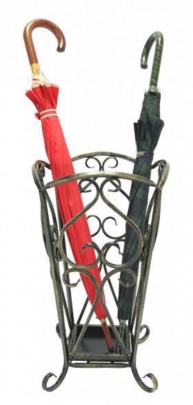 Подставка под зонт. Зонтовница кованая 6, 005/ZONT6B/1621