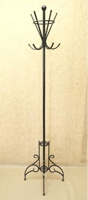 Вешалка кованая напольная 005/VECH1/1508
