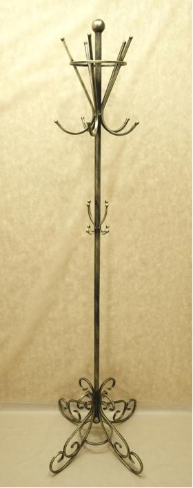 Вешалка кованая напольная 005/VECH2/1509